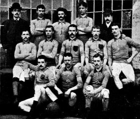 Blackburn Olympic 1883