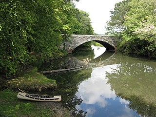 Blackstone Valley Region of Massachusetts in the United States