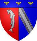 Arms of Bar-sur-Aube