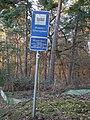 Blaues Hinweisschild Wasserschutzgebiet.JPG