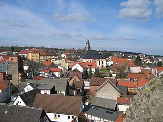 Wölfersheim - View of the town