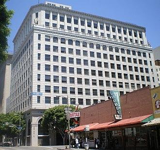 Los Angeles Board of Trade Building - Board of Trade Building, 2008