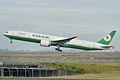 Boeing 777-300ER Eva Air (EVA) B-16705 - MSN 32645 597 (9269315903).jpg