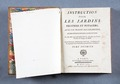 """Boken """"Instruction pour les jardins fruitiers et potagers"""" från 1756 - Skoklosters slott - 86269.tif"""