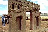 Bolivia-72 - Back view - Gate of the Sun (2217309605).jpg