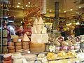 Bologna da mangiare formaggi e salumi in via drapperie.jpg
