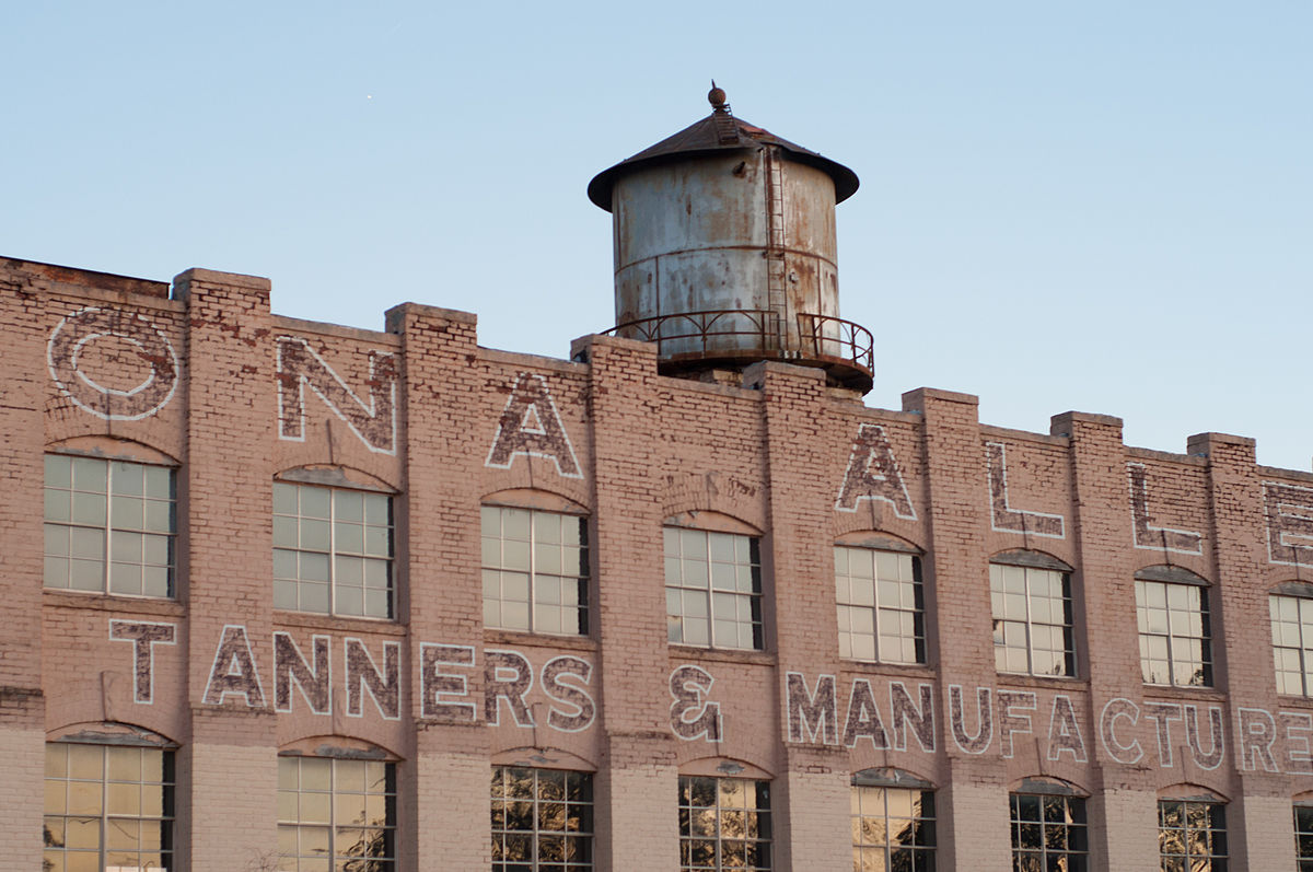 The Tannery Shoe Shop