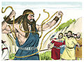 Book of Judges Chapter 15-9 (Bible Illustrations by Sweet Media).jpg