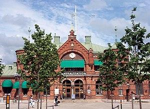 Borås - Borås railway station