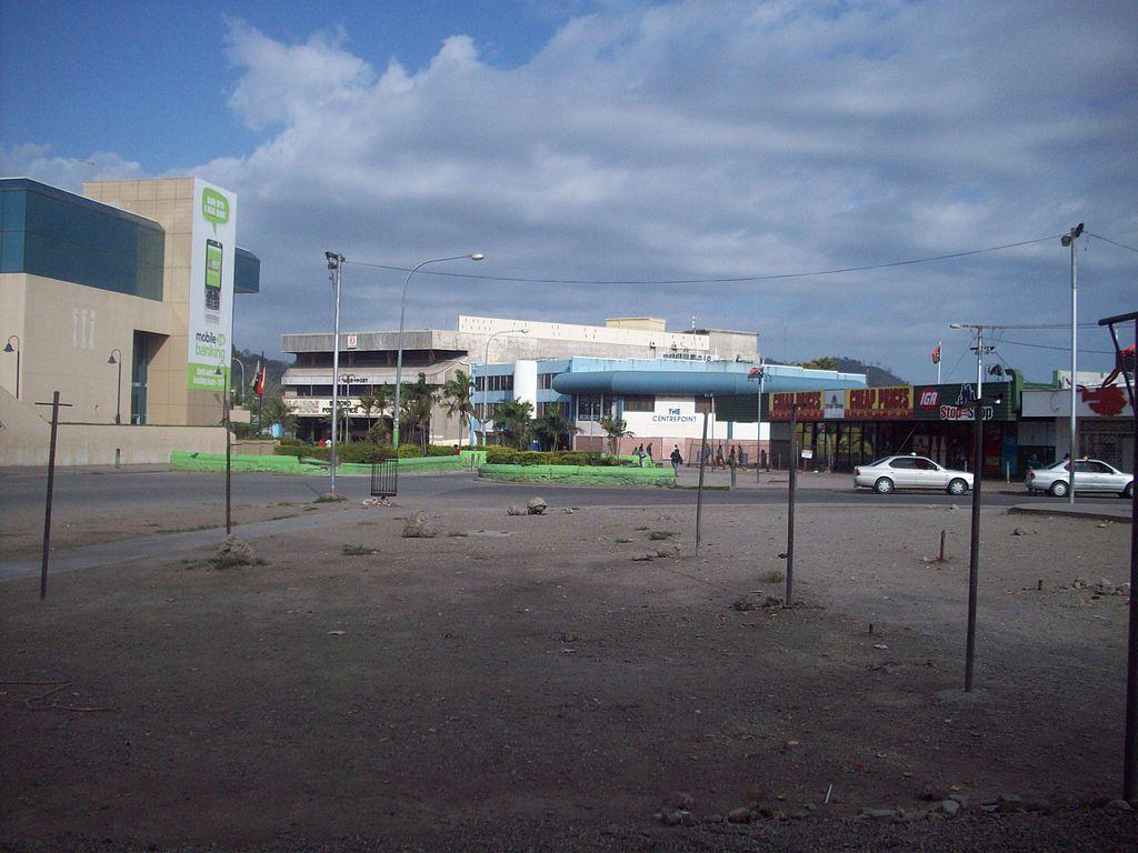 Boroko, NCD