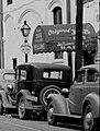 Bourbon Street at Bienville 1941- Detail, Awning.jpg
