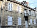 Boussac (Creuse) - Maison du XVIIIe siècle.JPG