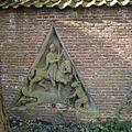 Bouwfragmenten - wimbergfragmenten afkomstig van de pandhof van de Domkerk - Wimbergreliëf 2, zuidvleugel pandhof, 2e travee vanaf het oosten - Utrecht - 20416131 - RCE.jpg