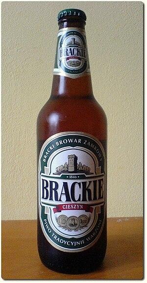 Cieszyn Brewery - Image: Brackie