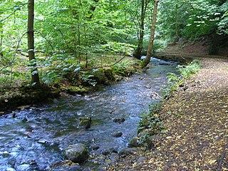 Braid Burn Burn or stream in Edinburgh