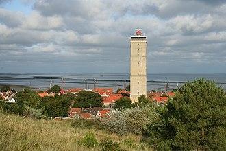 Terschelling - Image: Brandaris, Terschelling panoramio (1)