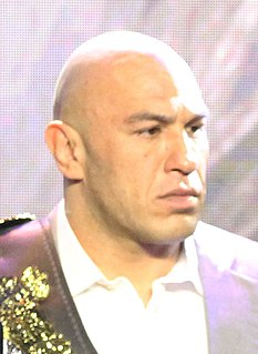 Brandon Vera American mixed martial arts fighter