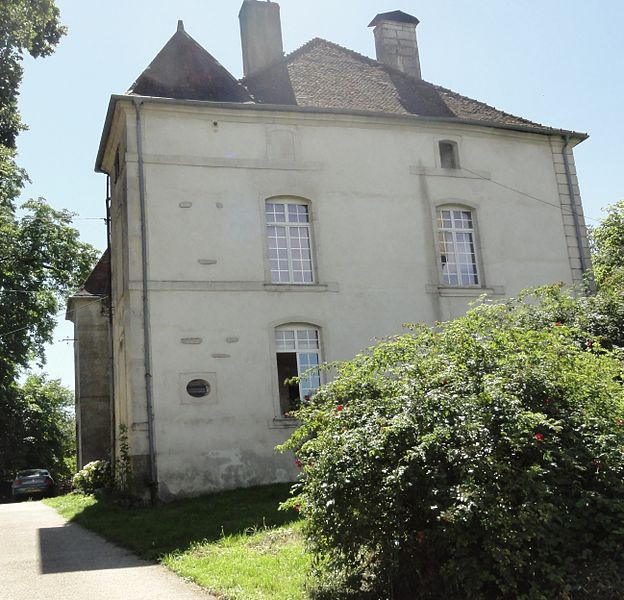 Brauvilliers (Meuse) château