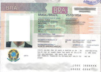 Visa Policy Of Brazil Wikipedia