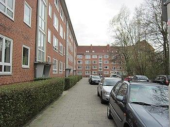 Zwischen Langer Segen und Koldingstraße