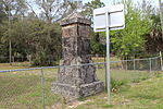 File:Brevard County Dixie Highway monument (SouthEast face).JPG