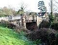 Bridge over the dismantled Gloucester to Ledbury Railway - geograph.org.uk - 655768.jpg