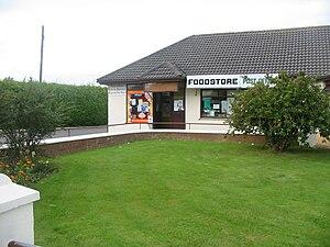 Bridgetown, County Wexford - Bridgetown Post Office