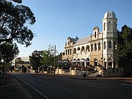 Aussie forex victoria park