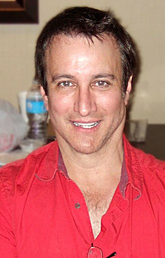 Bronson Pinchot - Pinchot at the Chiller Theatre Expo in 2012