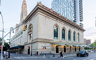 Brooklyn Academy of Music United States national historic site