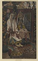 Brooklyn Museum - The Betrothed of Cana (Les fiancés de Cana) - James Tissot - overall.jpg