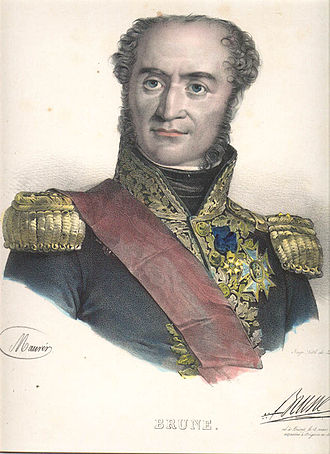 Cisalpine Republic - General Brune attempted a coup d'état in autumn 1798
