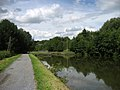 Brussels-Charleroi Canal. Old canal lock N°25, near Ronquières. - panoramio.jpg