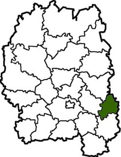 Brusyliv Raion Former subdivision of Zhytomyr Oblast, Ukraine