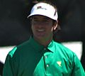 Bubba Watson at the 2011 Presidents Cup (cropped).jpg