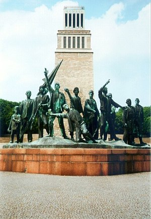 Fritz Cremer - The Buchenwald memorial
