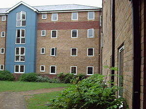 Buckinghamshire New University - Brook Street Halls