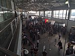 Budapest Liszt Ferenc International Airport - Terminal 2B from above (2018).jpg