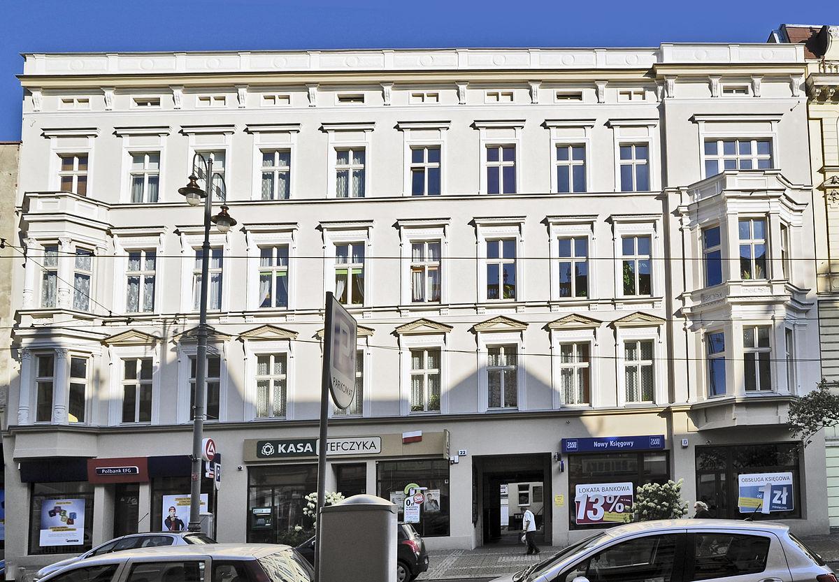 Tenement At Gdanska Street 22 Bydgoszcz Wikipedia