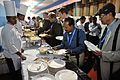 Buffet Lunch - Strategic Transformations - Museums in 21st Century - International Conference and Seminar - Indian Museum - Kolkata 2014-02-14 3236.JPG