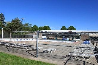 Buhr Park - Buhr Park swimming pool