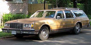 Buick Estate Motor vehicle