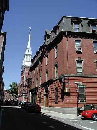 North Bennet Street School - Image: Building 1