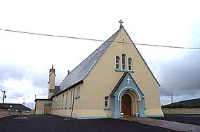Bunacurry, Achill Island, St Joseph's Roman Catholic Church - geograph.org.uk - 223045.jpg