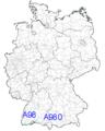 Bundesautobahn 98 Karte.png