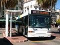 Bus azur 2012 - Heuliez 117 n°28 hotel de ville.JPG