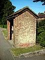 Bus shelter - Badwell Ash - geograph.org.uk - 195579.jpg