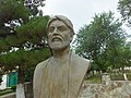 Bust of Falaki Shirvani 2.jpg