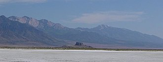 Donner Party - Great Salt Lake Desert
