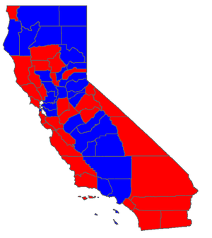 United States presidential election in California, 1948